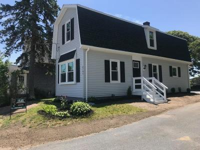 Wareham Single Family Home For Sale: 276-A Onset Ave