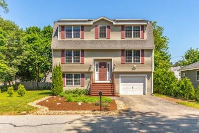 Billerica Single Family Home For Sale: 7 Melody Ln