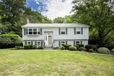 Burlington Single Family Home Contingent: 9 Town Line Road