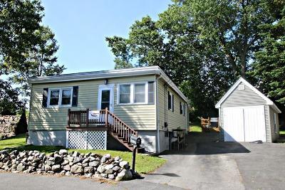 Saugus Single Family Home Under Agreement: 37 Beacham Avenue