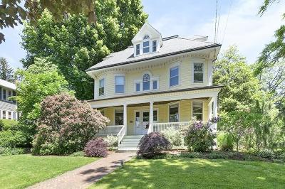 Watertown MA Single Family Home Under Agreement: $2,000,000