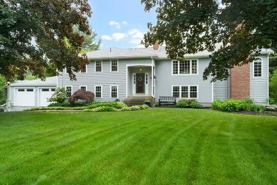 Sudbury Single Family Home Under Agreement: 27 Ames Rd.