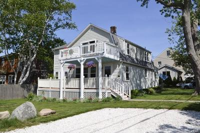 Scituate Single Family Home Under Agreement: 2 Winslow Avenue