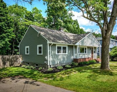 Framingham Single Family Home For Sale: 65 Walsh St