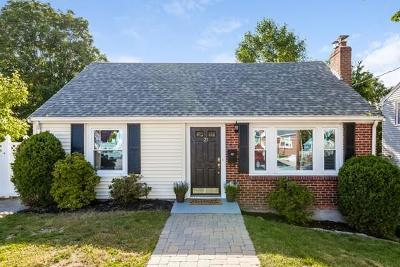 Waltham Single Family Home Under Agreement: 21 Circle Dr