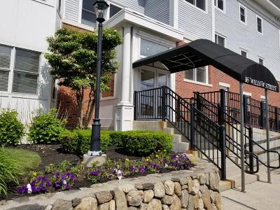 Melrose Condo/Townhouse Under Agreement: 16 Willow St #209