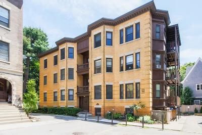 Brookline Condo/Townhouse For Sale: 17 Park Vale #5