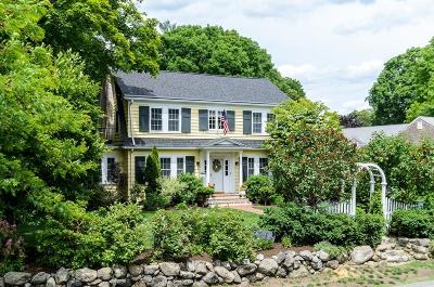 Wellesley Single Family Home For Sale: 148 Oakland St