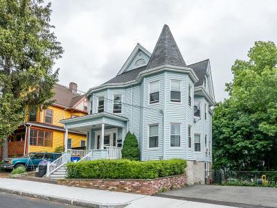 Malden Multi Family Home Under Agreement: 47 Earl