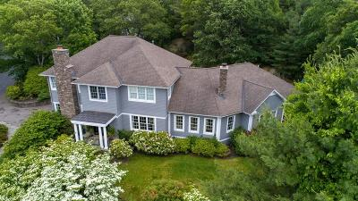 Wellesley Single Family Home Under Agreement: 4 Scotch Pine Cir