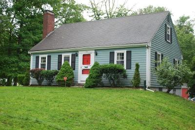 Hanover Single Family Home Price Changed: 118 Summer St