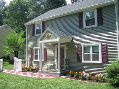 Wellesley Single Family Home For Sale: 68 Upson Rd