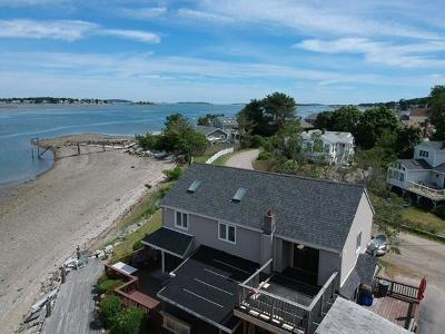 Weymouth Single Family Home For Sale: 104 Kings Cove Beach Rd