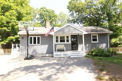 Billerica Single Family Home Under Agreement: 37 Bridle Rd