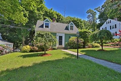 Wakefield Single Family Home For Sale: 8 Pine Hill Circle