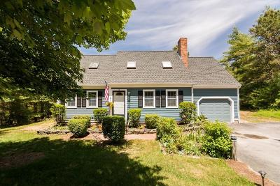 Wareham Single Family Home For Sale: 3 Skiff Lane