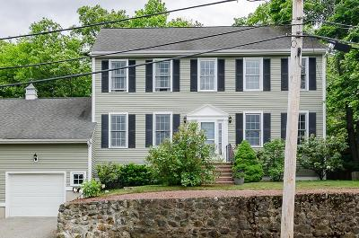 Arlington MA Single Family Home Under Agreement: $925,000