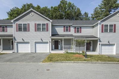 Billerica MA Condo/Townhouse For Sale: $400,000