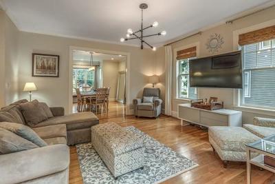 Medford Single Family Home For Sale: 46 Thatcher Street