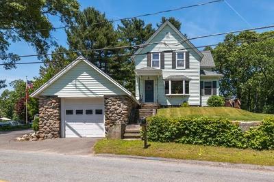 Billerica Single Family Home Under Agreement: 25 Alpine St