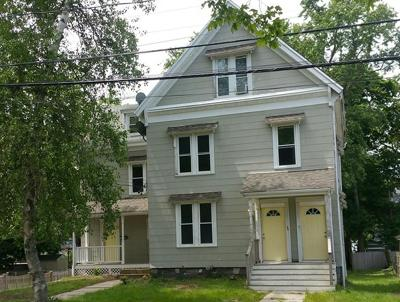 Rockland Multi Family Home Under Agreement: 56-58 Howard Street