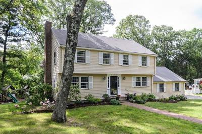 Wellesley Single Family Home Under Agreement: 31 Haven Rd