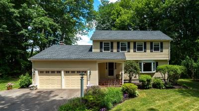 Southborough Single Family Home Contingent: 52 Edgewood Road
