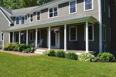 Kingston Single Family Home For Sale: 38 Wilder Road