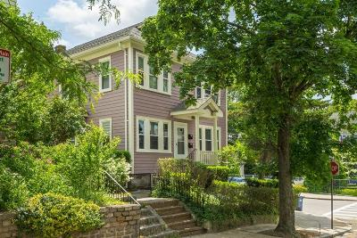 Condo/Townhouse Under Agreement: 210 Wachusett Street #1