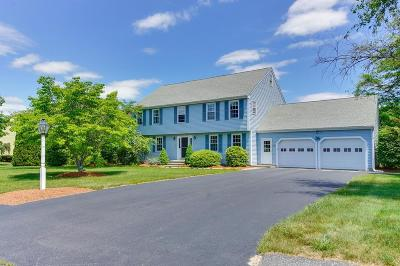 Westborough Single Family Home Under Agreement: 4 Mary Lou Cir