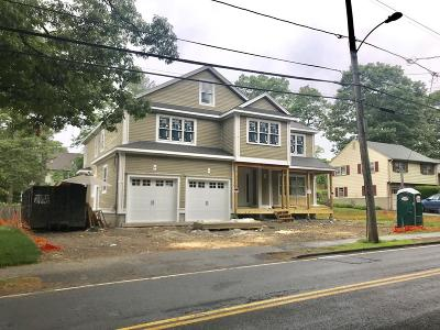 Needham Single Family Home For Sale: 67 Lot Hunnewell