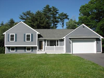 East Bridgewater Single Family Home Contingent: 12 Wilbur Ln