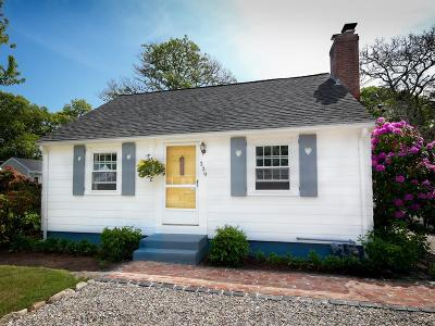 Bourne Single Family Home For Sale: 339 Shore Rd