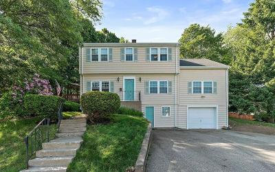 Braintree Single Family Home For Sale: 39 Thayer Rd