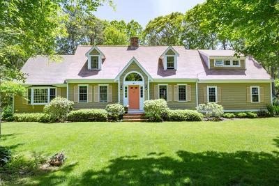 Sandwich Single Family Home For Sale: 27 J Braden Thompson Rd