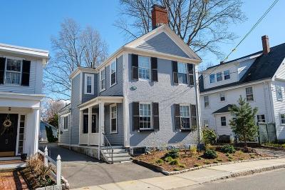 Dedham Multi Family Home Under Agreement: 22-24 Church St