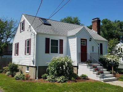 Framingham Single Family Home Under Agreement: 270 Grant