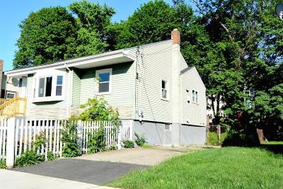 Single Family Home Under Agreement: 27 Banfield Ave