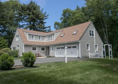 Norwell Single Family Home Contingent: 57 Barstow Ave.