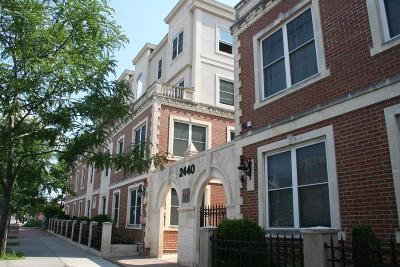 Cambridge Condo/Townhouse For Sale: 2440 Massachusetts Ave #30