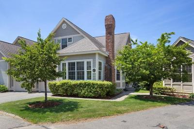 Southborough Condo/Townhouse Under Agreement: 62 Charles Court #33