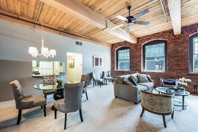 Beverly Condo/Townhouse Under Agreement: 50 Rantoul Street #203