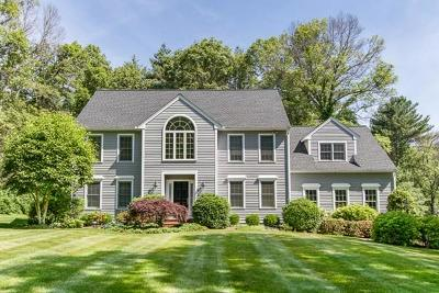 Holliston Single Family Home For Sale: 30 Woods Crossing