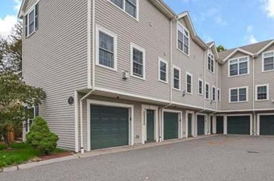 Waltham Condo/Townhouse Under Agreement: 15 Bacon St #3