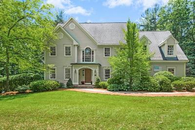 Bolton Single Family Home For Sale: 15 Deer Path