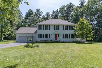 Duxbury Single Family Home For Sale: 40 Mount Hope Cir