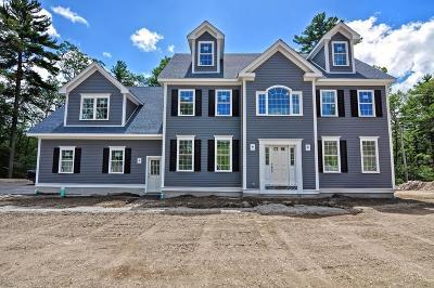 Canton Single Family Home For Sale: Lot 11 Saddleback Lane