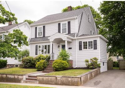 Peabody Single Family Home For Sale: 16 Lenox Rd