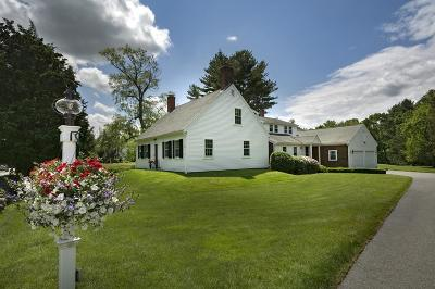 Norwell Single Family Home For Sale: 100 South St.