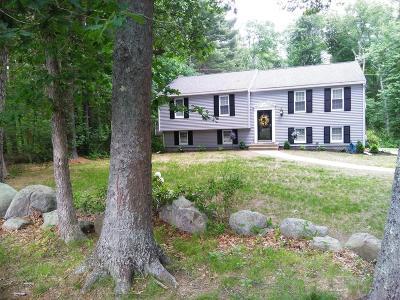 Hanover Single Family Home For Sale: 411 Plain St